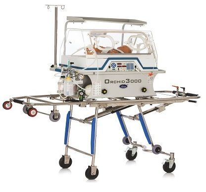 Anesmed Orchid 3000 Transport Infant Incubator