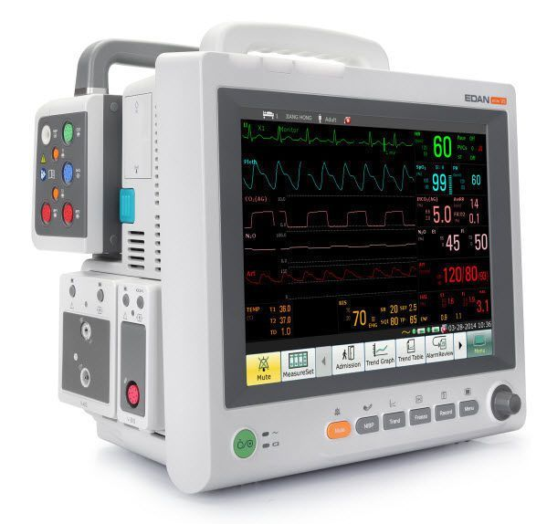 Anesmed Elite V5 Modular Patient Monitor